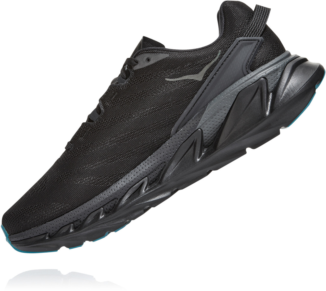 Hoka One One Elevon 2 Schoenen Heren, blackdark shadow
